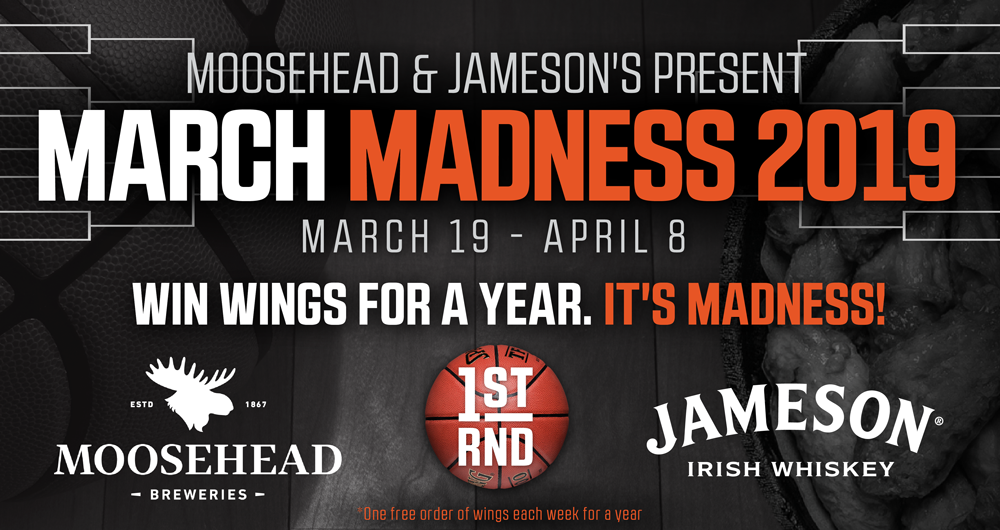 MARCH MADNESS AT 1ST RND!!