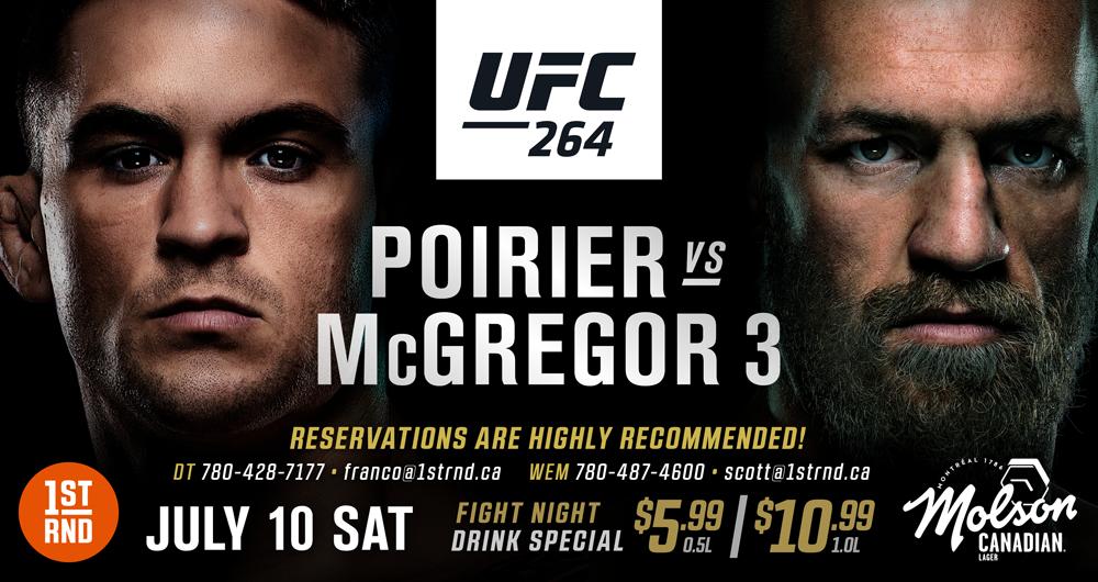 UFC 264!!
